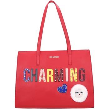 Bolsos Mujer Bolso shopping Love Moschino JC4268PP06 Multicolore