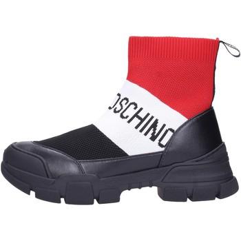 Zapatos Mujer Botas de caña baja Love Moschino JA15614G08 Multicolore