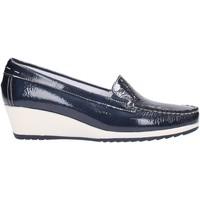 Zapatos Mujer Mocasín Enval 7933200 Multicolore
