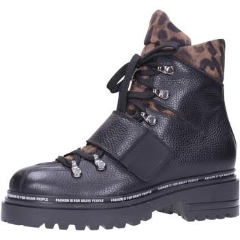 Zapatos Mujer Botas de caña baja Jeannot 70276 Multicolore