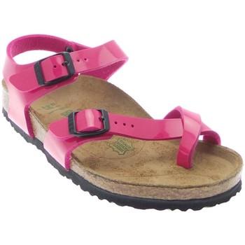 Zapatos Niña Sandalias Birkenstock TAORMINA Multicolore
