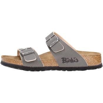 Zapatos Niño Zuecos (Mules) Birkenstock SKORPIONS Multicolore
