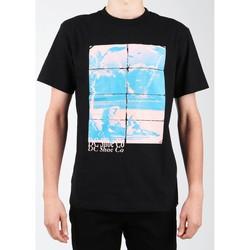 textil Hombre Camisetas manga corta DC Shoes DC EDYZT03746-KVJ0 negro