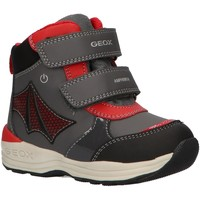 Zapatos Niño Botas de nieve Geox B841GC 054FU B N GULP Gris