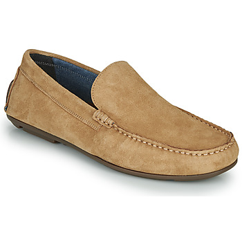 Zapatos Hombre Mocasín André BIOUTY Beige