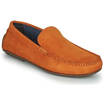 Zapatos Hombre Mocasín André BIOUTY Naranja