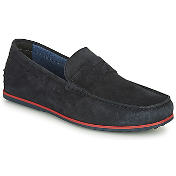 Zapatos Hombre Mocasín André SKY Marino