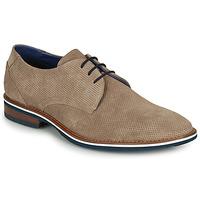 Zapatos Hombre Derbie André GRILLE Beige