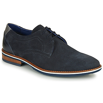 Zapatos Hombre Derbie André GRILLE Marino