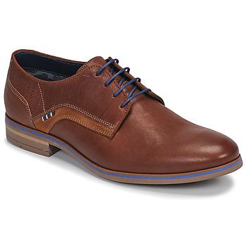 Zapatos Hombre Derbie André JACOB Marrón