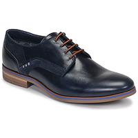 Zapatos Hombre Derbie André JACOB Azul
