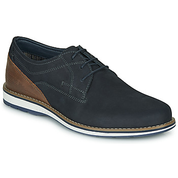 Zapatos Hombre Derbie André LINOS Marino