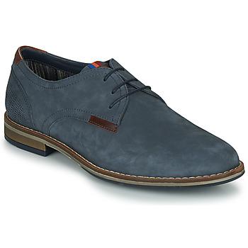 Zapatos Hombre Derbie André TITO Azul