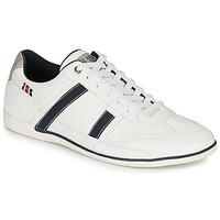Zapatos Hombre Zapatillas bajas André UPGRADE Blanco