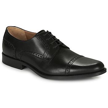 Zapatos Hombre Derbie André LORDMAN Negro
