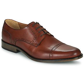 Zapatos Hombre Derbie André LORDMAN Marrón