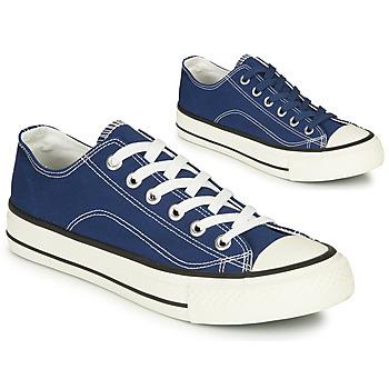 Zapatos Hombre Tenis André VOILURE Azul