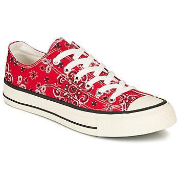 Zapatos Hombre Tenis André VOILURE Rojo