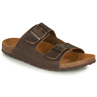 Zapatos Hombre Sandalias André VISON Marrón