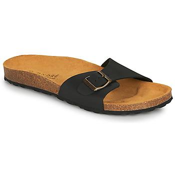 Zapatos Hombre Sandalias André NUSPRINT Negro