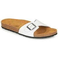 Zapatos Hombre Sandalias André NUSPRINT Blanco