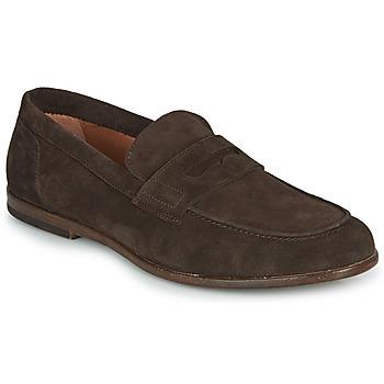 Zapatos Hombre Mocasín André HARLAND Marrón