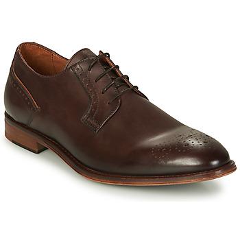 Zapatos Hombre Derbie André CLASSIQUE Marrón