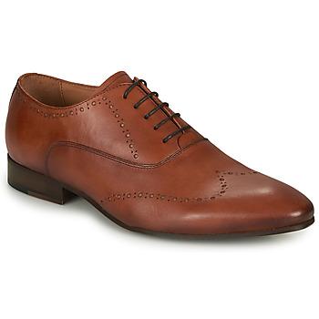 Zapatos Hombre Richelieu André DOWNTOWN Cognac