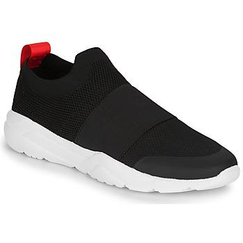 Zapatos Hombre Zapatillas bajas André ALVEOLE Negro