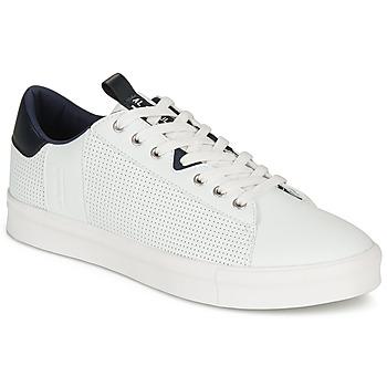 Zapatos Hombre Zapatillas bajas André BRITPERF Blanco