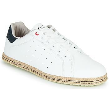 Zapatos Hombre Alpargatas André STANISH Blanco