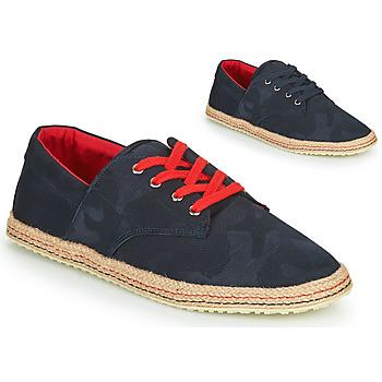 Zapatos Hombre Alpargatas André LIANE Marino
