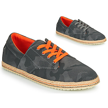 Zapatos Hombre Alpargatas André LIANE Gris