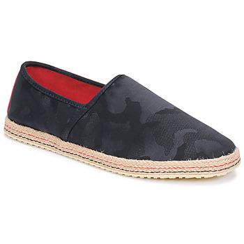 Zapatos Hombre Alpargatas André TROPICAL Marino