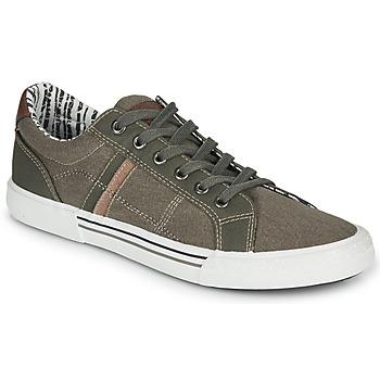 Zapatos Hombre Tenis André SUNWAKE Kaki
