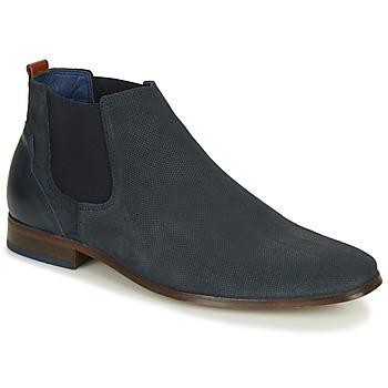 Zapatos Hombre Derbie André WALOU Marino