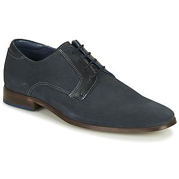 Zapatos Hombre Derbie André WARREN Marino