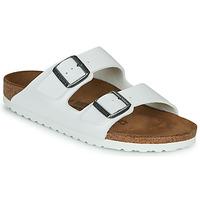 Zapatos Mujer Zuecos (Mules) Birkenstock ARIZONA Blanco