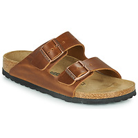 Zapatos Zuecos (Mules) Birkenstock ARIZONA Marrón