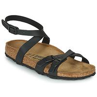 Zapatos Mujer Sandalias Birkenstock BLANCA Negro