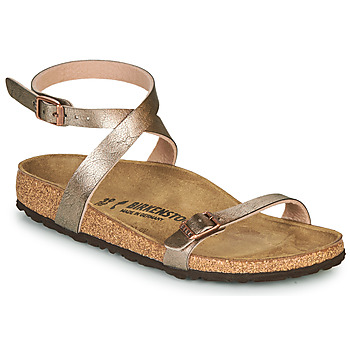Zapatos Mujer Sandalias Birkenstock DALOA Bronce