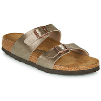 Zapatos Mujer Zuecos (Mules) Birkenstock SYDNEY Bronce