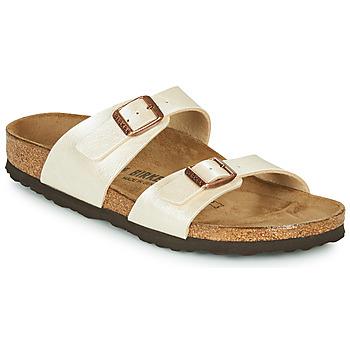 Zapatos Mujer Zuecos (Mules) Birkenstock SYDNEY Nude