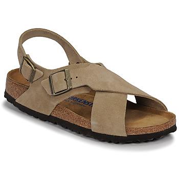 Zapatos Mujer Sandalias Birkenstock TULUM SFB LEATHER Topotea