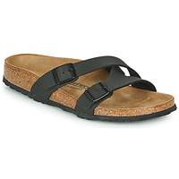 Zapatos Mujer Zuecos (Mules) Birkenstock YAO BALANCE Negro