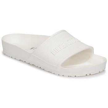 Zapatos Hombre Zuecos (Mules) Birkenstock BARBADOS Blanco