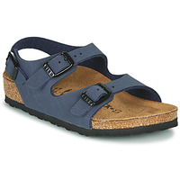 Zapatos Niño Sandalias Birkenstock ROMA Marino