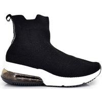 Zapatos Mujer Zapatillas altas Exé Shoes SNEAKER SPECIAL CALCETÍN 2BF19213 Color Negro