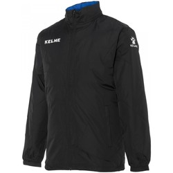 textil chaquetas de deporte Kelme CHUBASQUERO STREET Negro