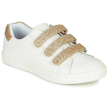 Zapatos Niña Zapatillas bajas André TRACIE Blanco
